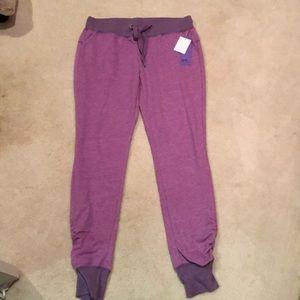 NWT Purple Joggers - Super Soft